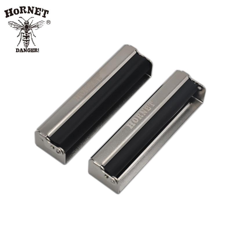 [HORNET] 1 X 110MM pārnēsājamo roku rullīšu metāla cigarešu - Mājsaimniecības preces