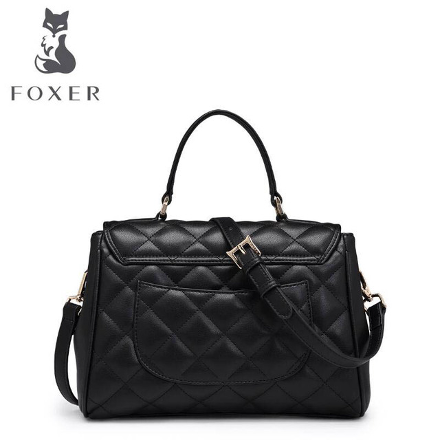 2017 New designers women leather bag famous brands  fashion women tote handbags shoulder High quality  cowhide bag