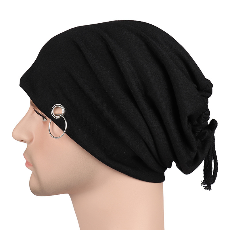 2017 Fashion Men Hat Monochrome Hoop Head Cap Women European Autumn Winter Hip-hop Scarf girls hats skullies beanies Black Caps nxp lpc11c14 cortex m0 evaluation development board w 2 8 touch panel module blue