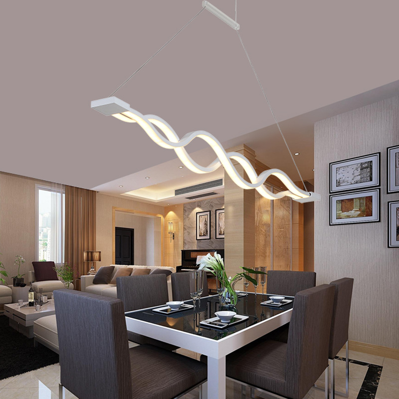 Led Pendant Lights Lamps Living Room Lights Modern Simple