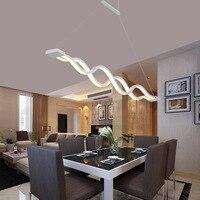 LED Pendant Lights Lamps Living Room Lights Modern Simple Newest Wave Design Excellent Acrylic Indoor Home