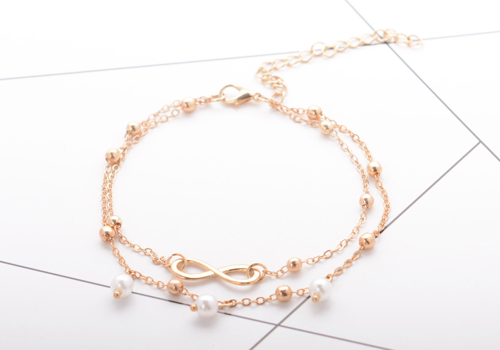 image bracelets hot diamonds infinity bracelet bangles joshua from anklet