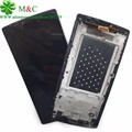 10pcs Original Magna LCD Touch Panel For LG Magna H502F H500F H500R H500N LCD Display Touch Screen Digitizer With Frame by DHL