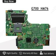 G700 материнская плата для Lenovo G700 Бэмби REV2.1 материнская плата для ноутбука HM76 PGA988B DDR3 11S90003042 11SN0B5M11
