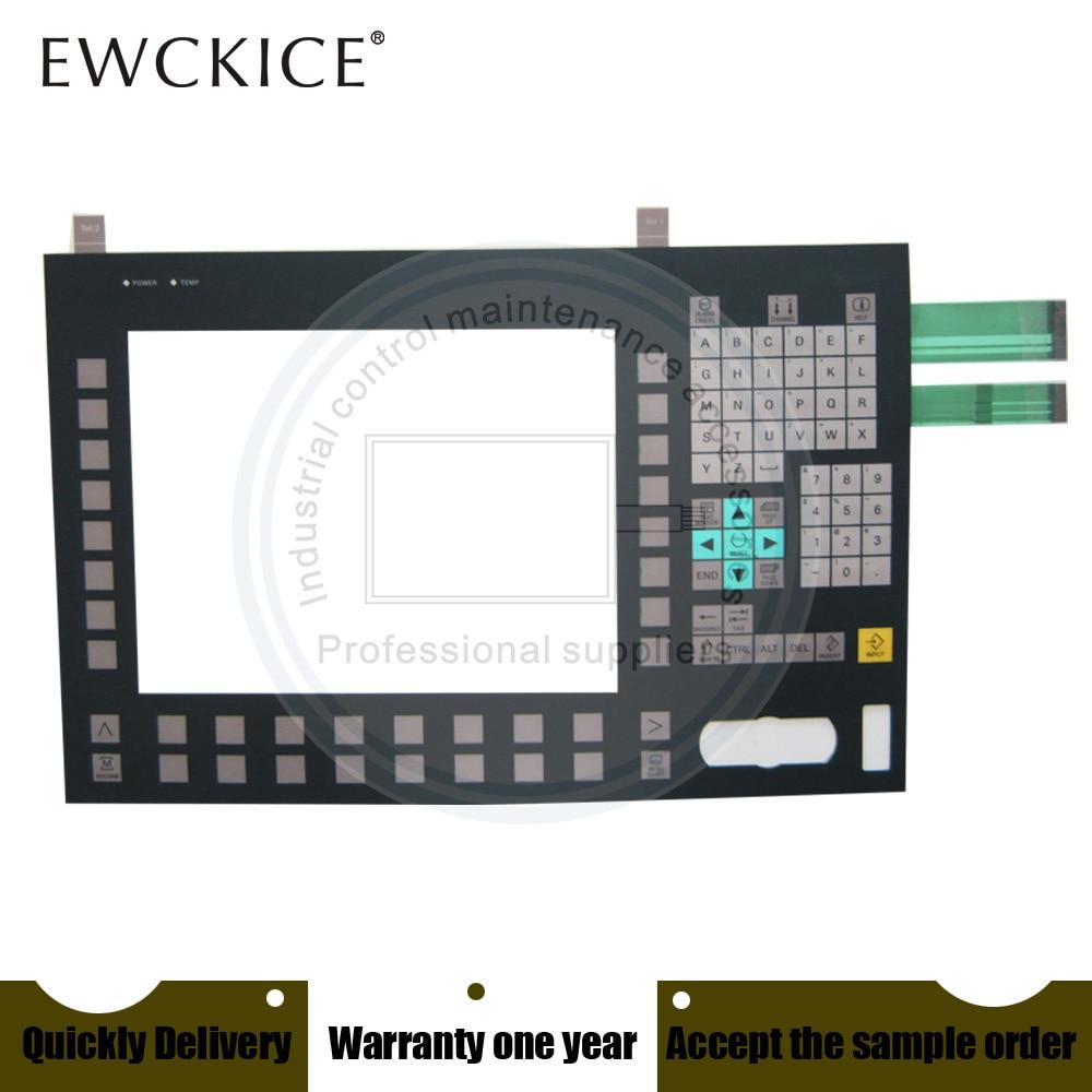 NEW OP012 6FC5203-0AF02-0AA0 6FC5 203-0AF02-0AA0 HMI PLC Membrane Switch keypad keyboard цены