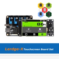 3D Printer Part Board ARM 32Bit Lerdge X Controller Motherboard + 3.5 TFT Touch Screen For DIY Reprap Ultimaker 3D Printer Kit