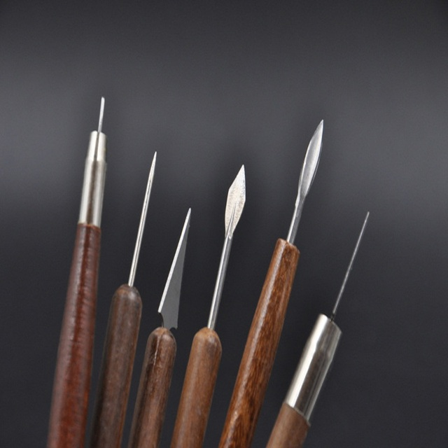 Pottery, Ceramics, Polymer Clay Modeling Tools Set