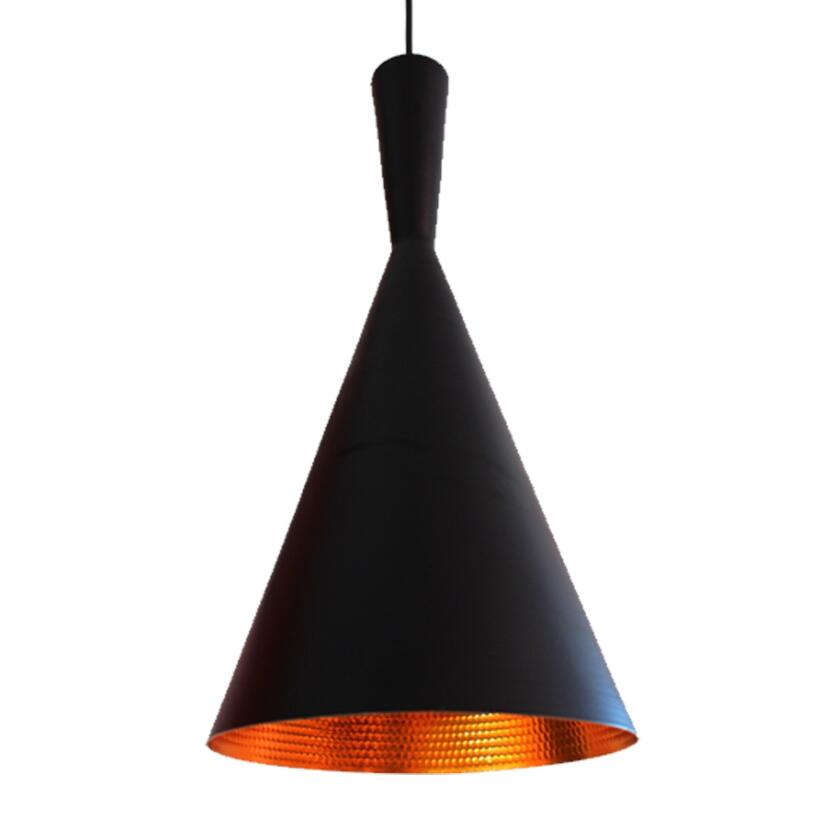 Modern Classic E27 Aluminium Black Gold Tall Beat Pendant Lights Lamps Hanging Light for Living Room Bedroom Study Room Cafe Bar manitobah унты tall grain mukluk женск 11 black черный