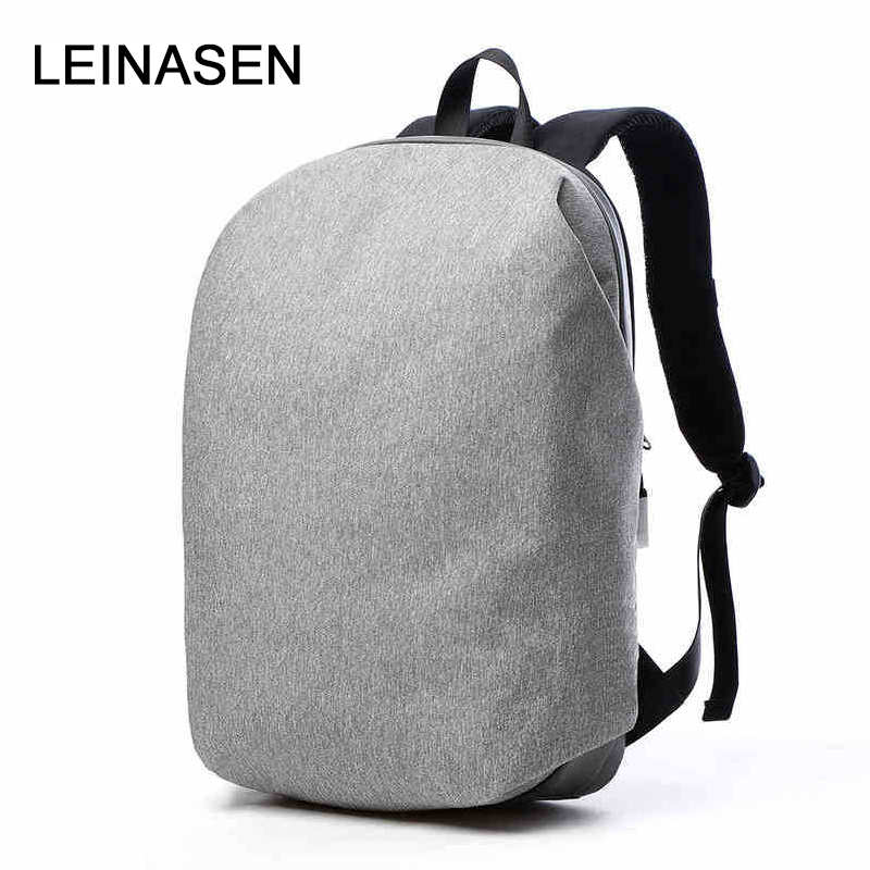 2018 New Tidy USB Charge Teenage Anti Theft Backpack Travel Large Capacity Laptop Bag Male Female School Men Casual Pack Bag 35 ozuko fashion laptop backpack for men travel pack bag large capacity anti theft rucksack school bag casual travel computer bag