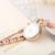 Kezzi famosa marca mulheres relógios moda de prata. rosa de Ouro Pulseira Relógio de Quartzo de Aço Inoxidável relógio de Pulso Da Senhora Relógios das Mulheres