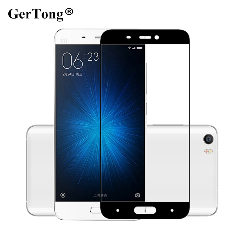 Full Cover Tempered Glass For Xiaomi Redmi 3S 3 3X Mi5 Mi 5 S Mi5S Plus Mi6 Note 2 4 Pro Prime 4A Screen Protector Cover Film