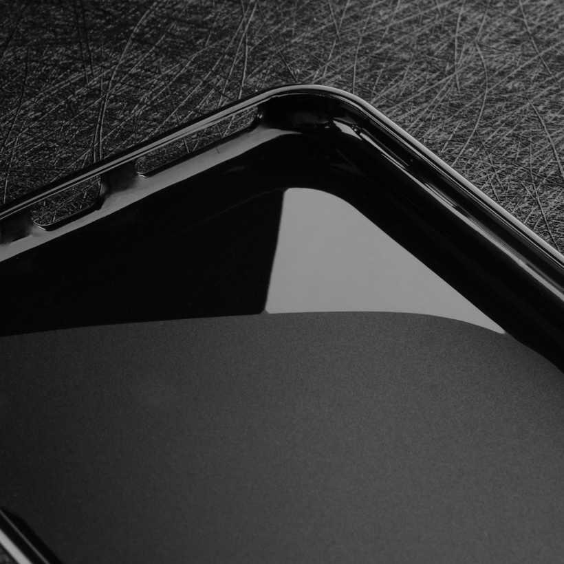 Silikonowe etui do Sony Xperia XZ1 XZ2 XZ3 X Compact E4G E5 S36H L1 L36H L39H M2 M5 M4 XP XA1 Plus XA2 Ultra Z1 Z3 Z5 Mini okładka