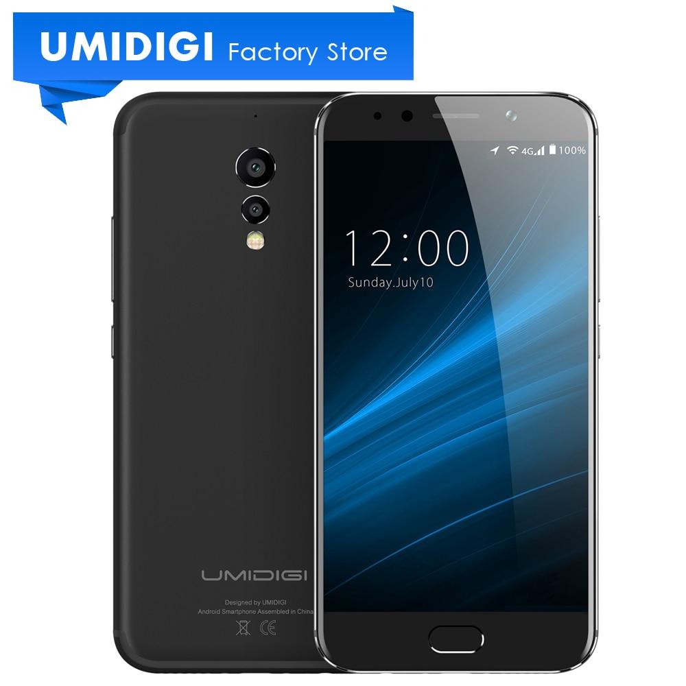 Presale UMIDIGI S Smart Mobile Phone MTK Helio P20 4000Mah Battery Unlocked Cell Phone 5.5inch 4GB RAM 64GB ROM Smartphone