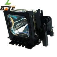 Brand New lâmpada do projetor de substituição com habitação Para DT00591 CP X1200/CP X1200W/CP X1200WA Projetor happybate|projector bulb|replace projector bulb|bulb projector -