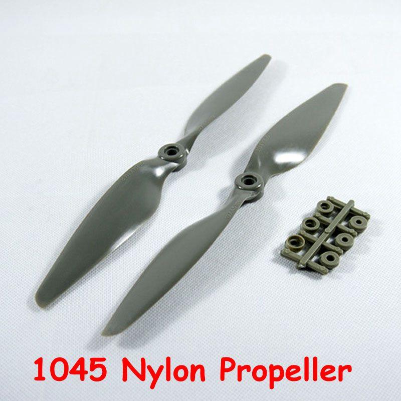 (CFQ) High Strength Nylon 1045 CW CCW Propeller for 2212 Motor F450 S500 RC Quadcopter Kit diy drone kit
