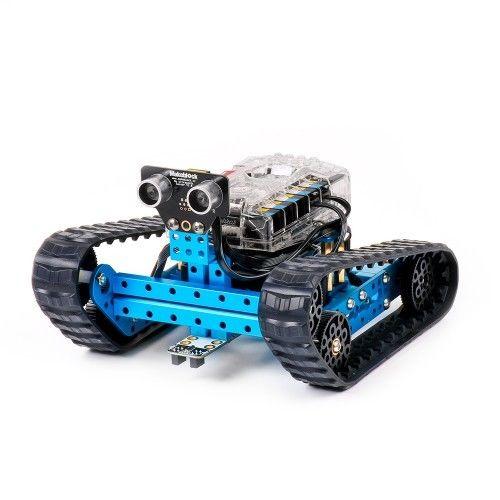 Oyuncaklar ve Hobi Ürünleri'ten RC Arabalar'de Yeni Makeblock mBot Ranger Dönüştürülebilir KÖK eğitim robotu Kiti'da  Grup 1