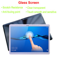 NUOVO tablet 4G LTE 10 pollice Octa Core 3G Phone Call 4 GB RAM 64 GB ROM IPS 2.5D Vetro Touch Screen 1920*1200 Dual Camera Android 7