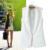 2017 Primavera Verão Branco colete feminino Sem Mangas Das Mulheres Colete Preto Formal Jaquetas Longo Patchwork Colete Colete veste femme