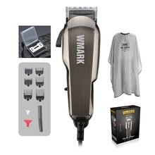 Kiki newgain cortador de cabelo profissional aparador de cabelo ac power clipper cabelo com metal caso design NG 102 wired clipper 220 v