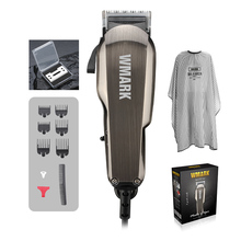 קיקי newgain מקצועי שיער חותך שיער גוזם AC כוח שיער קליפר עם מתכת מקרה עיצוב NG 102 wired קליפר 220 V