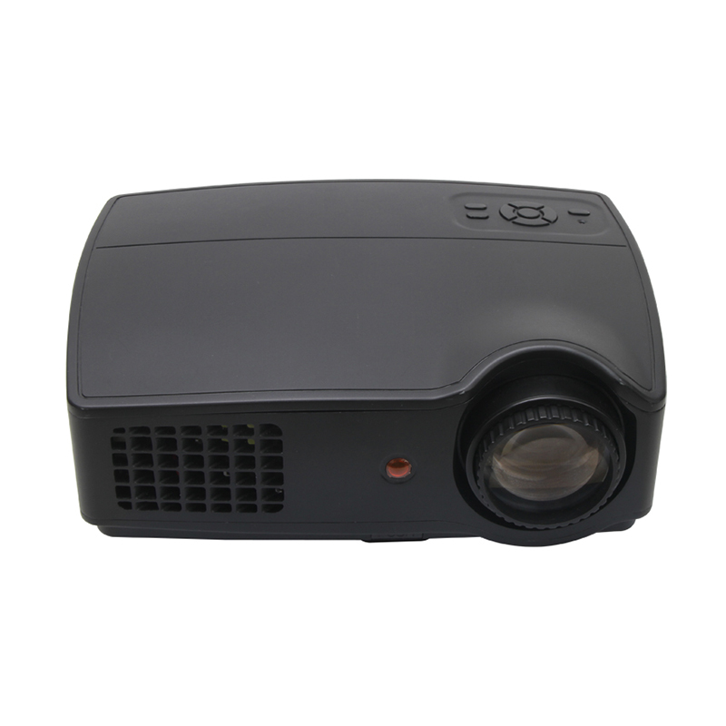 Buy led projector 3500 lumens beamer 1280 for Projector tv reviews