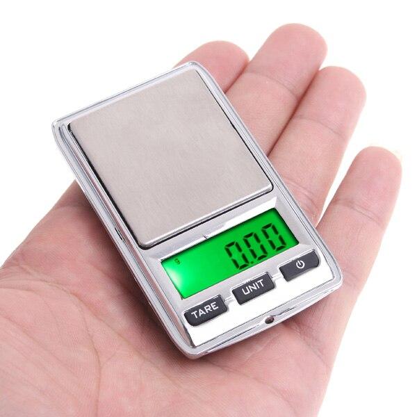Betrouwbaar Kkmoon Uitstekende Kwaliteit 0.01g * 100g/0.1g * 500g Dual Mini Digitale Sieraden Pocket Scale Groen Back-lit Lcd Display Kortingen Prijs
