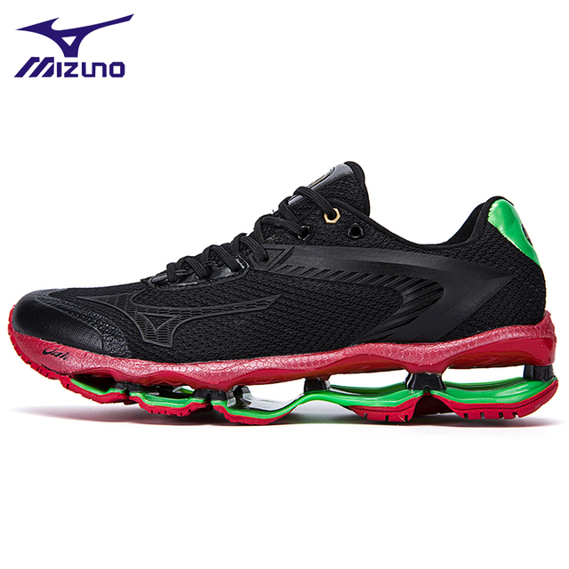 9154c9c1e98d MIZUNO WAVE Prophecy 1 professional Men Shoes Cheap sneakers Breathable  Mesh Weightlifting Shoes 6 Color 40-45