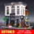 2016 Nuevo Banco LEPIN 15001 2413 Unids Creador de Ladrillo Modelo Kits de Construcción de Bloques de Juguete Ladrillos Muchacho Compatible Brithday Regalo