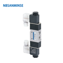 цена на 3V220-08 AirTAC type 3V Series Solenoid Valve 3V 2 position 3 way control valve Double Solenoid&position NBSANMINSE