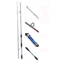 120g-150g 1.8m 5.9ft Ultralight Bait Casting Fishing Rod Carbon Spinning Fishing rod River Lake Lure Rods FT0002