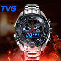 TVG Men Watches Men Sports Watches LED Digital 30M Waterproof Casual Watch S Shock Male Clock 468 relogios masculino Watch Man