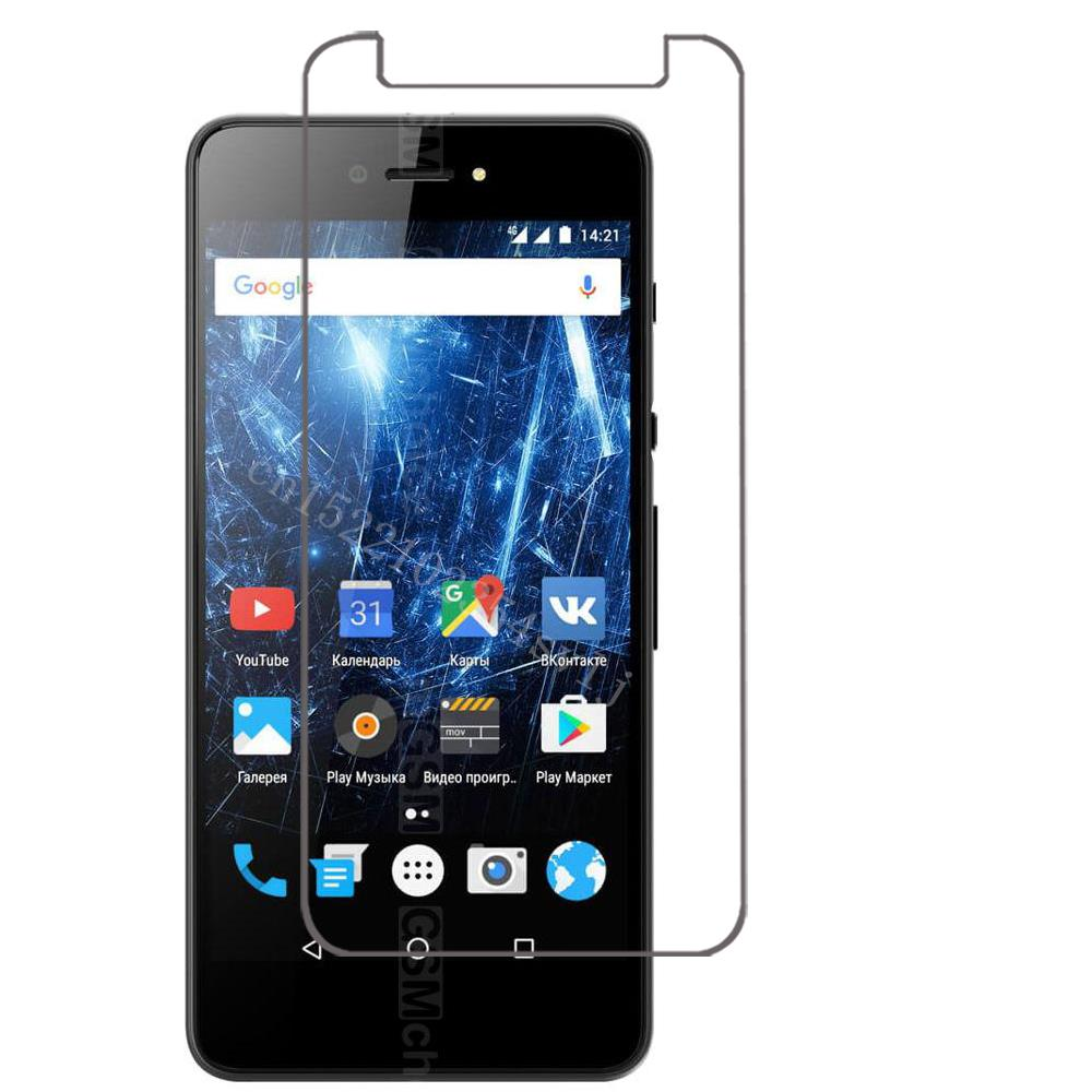 Smartphone Tempered Glass for Highscreen razar/razar pro Explosion-proof Protective Film Screen Protector cover Q
