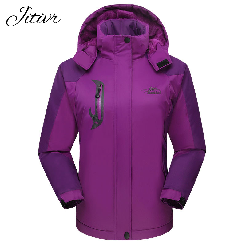 New Women s Coats Outside Panelled Warm Casual Fall Winter Cotton Padded Jacket Plus Size For