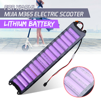36V 7.8AH Rechargeable Lithium Battery For Xiaomi Mijia M365 Electric Scooter lightweight Circuit board skateboard Power Supply