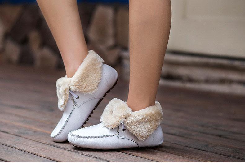 AH 5790 (15) women plush boots