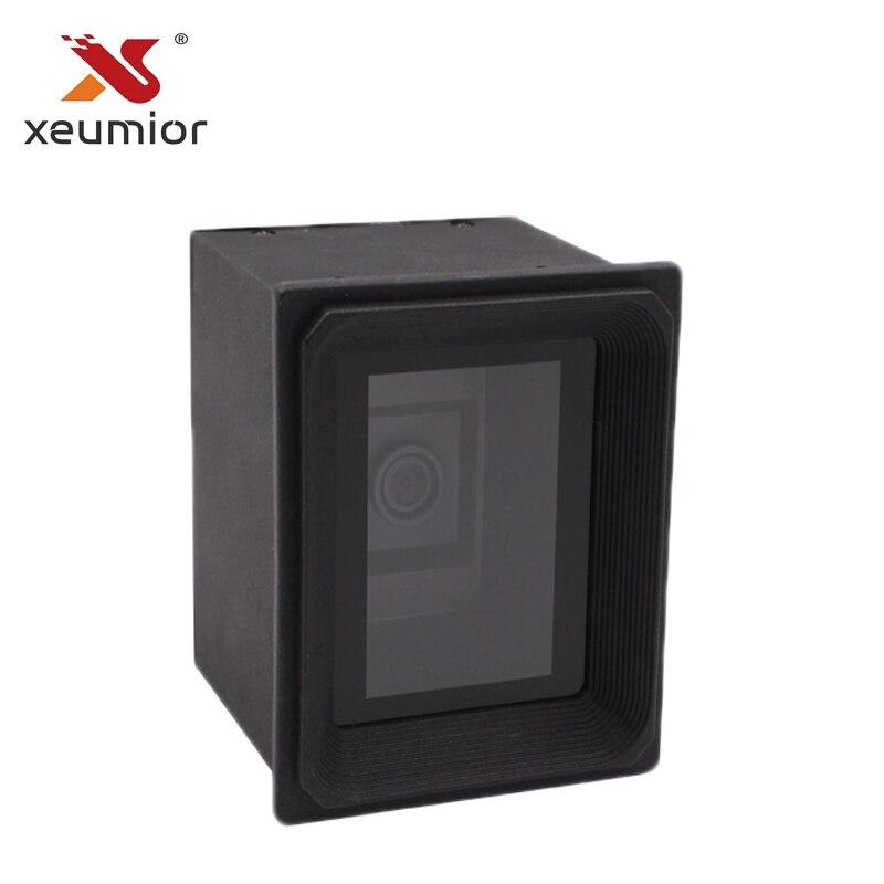 Xeumior 2D USB/RS232 Qr Code Reader Scanner Embedded Scanning Module for Kiosk Terminal цена