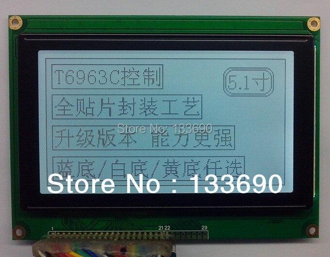 5 1 inch 240X128 240 128 Graphic Dot LCM 21pins Urine Analyzer LCD 240128 LCD display