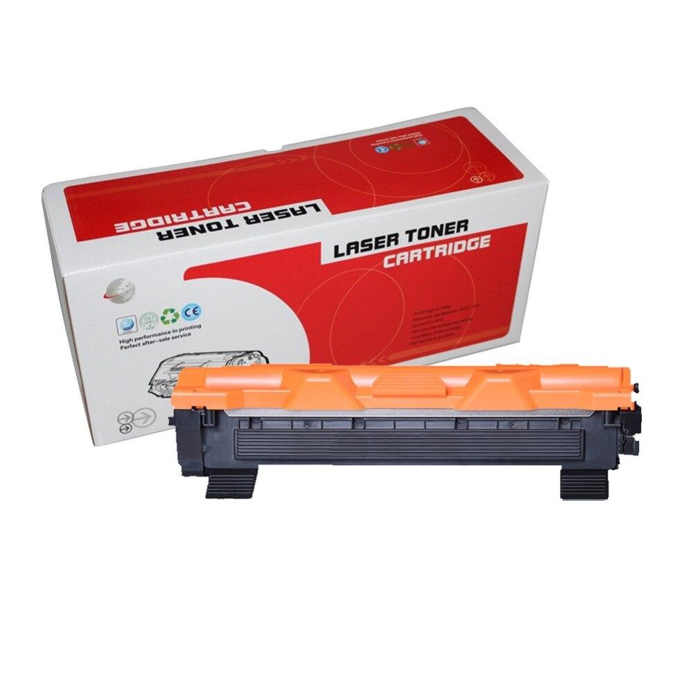 YLC repuestos de 1 unid cartucho de tóner Compatible para hermano TN1000 TN1030 TN1050 TN1060 TN1070 TN1075 HL-1110 TN-1050 TN-1075 TN 1075 de 1000