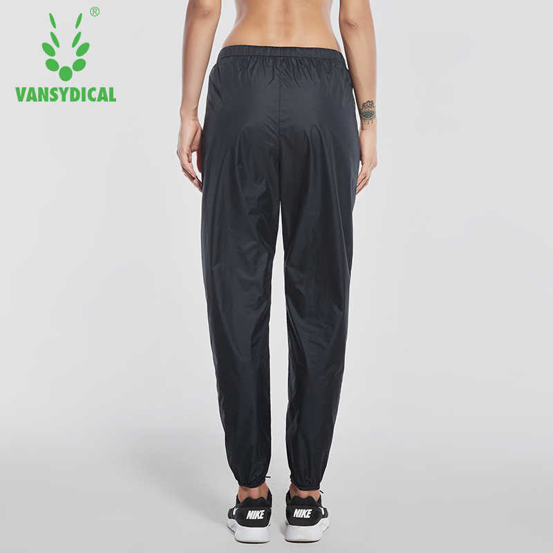 Для женщин горячий пот штаны для коррекции фигуры Потеря веса для сжигания жира стрейч пояс для похудения Штаны Бег yoga activewear