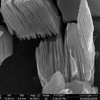 Ti2AlC (easy peeling): MAX phase ceramics, titanium aluminum carbide, Ti2AlC, aluminum titanium carbide, Mxene, aluminum titaniu