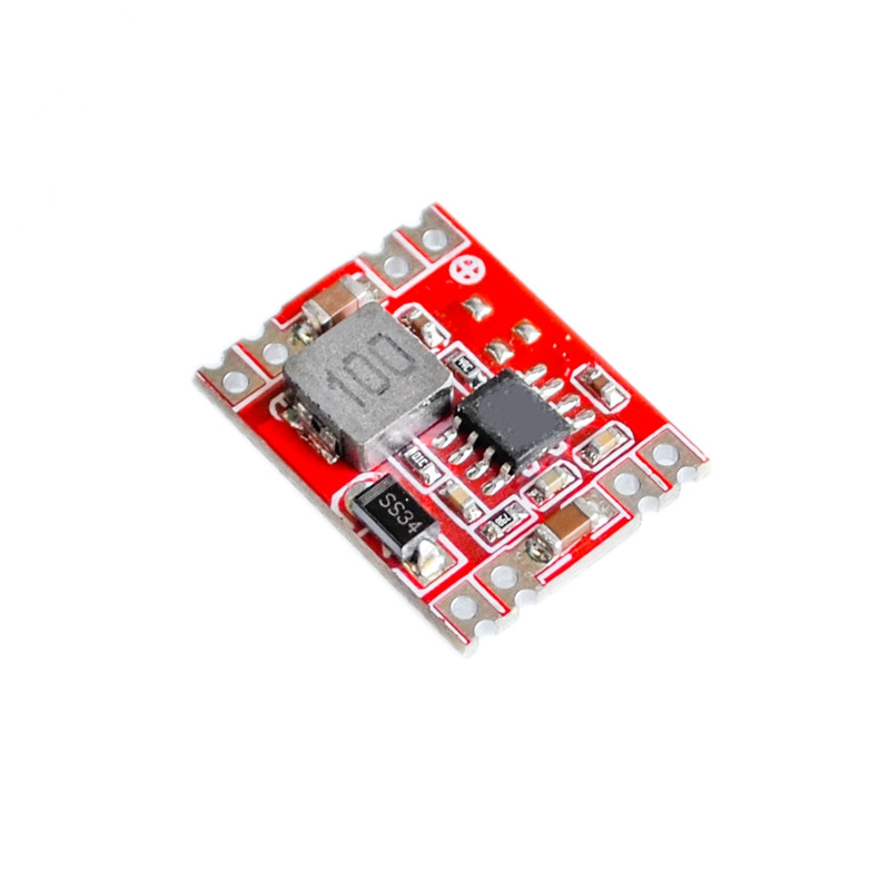 5pcs/lot DC-DC 8 Stamp hole DC-DC 3A buck power module, ultra small volume fixed 5V outp ...