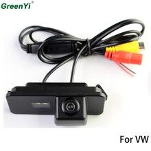 Заднего вида Камера для sony CCD VW Passat B6 поло CC Golf 6 Новая Jetta резервного копирования обратный парковки