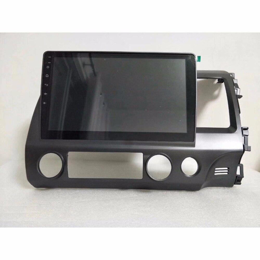 ChoGath 10.2'' (right hand drive) Quad Core RAM 1GB Android 6.0 Car Radio GPS Navigation Player for Honda Civic 2006-2011