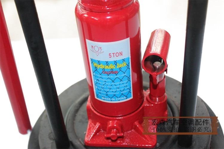 자동 에어컨 도구, 자동 AC 호스 압착 기계 / 범용 - 자동차부품 - 사진 2