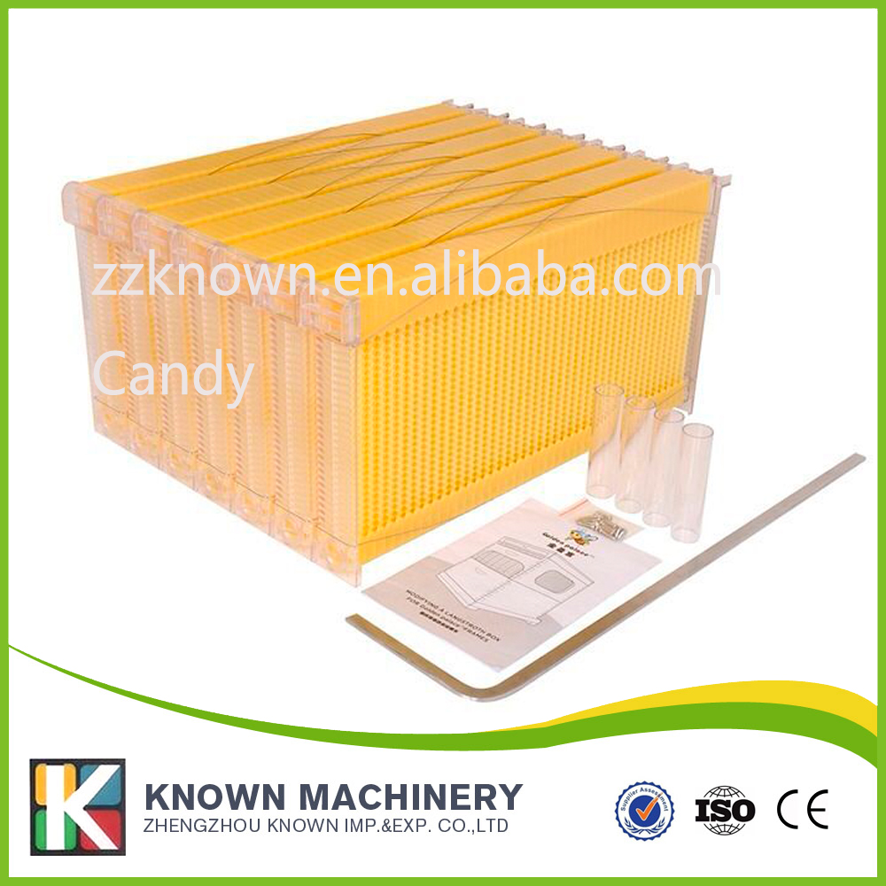 High Quality Honey Outflow Bee Hive Frame Flow Hive Frames 7 pcs frames free shipping smart automatic honey flow hive 7 frames and 10 one type plastic frames honey bee beehive flow hive frames kit