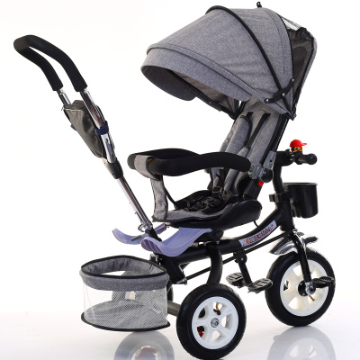 Children tricycles bicycles baby baby trolleys children pedal baby stroller bicycles