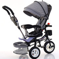 Children tricycles bicycles baby baby trolleys children pedal baby stroller