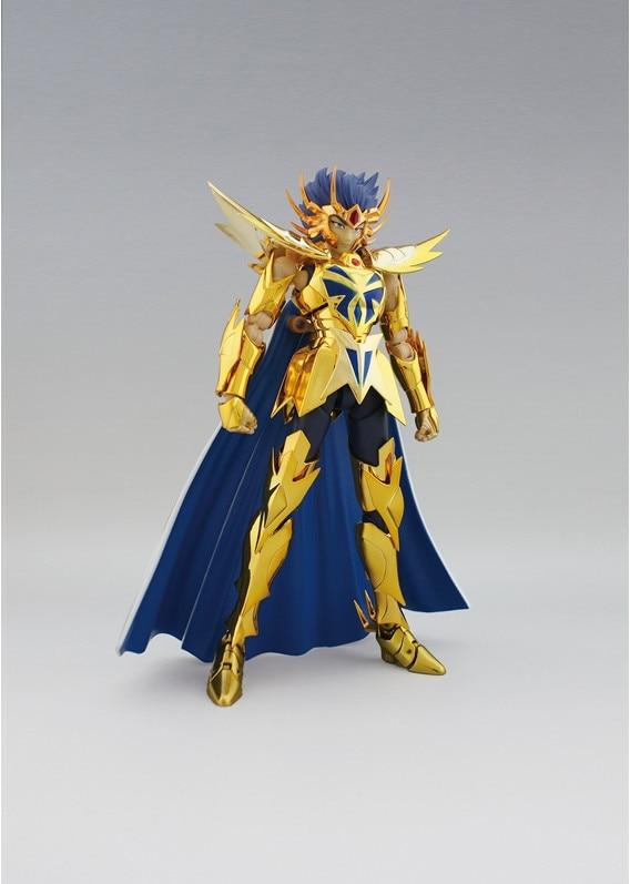 High Quality!!!  Saint Seiya  Death Mask 18cm PVC Action Figure Model Toys Gifts Collection стоимость