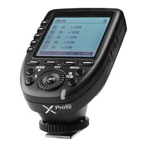 Image 4 - Godox XPro N i TTL 2.4G Wireless High Speed Sync X system Trigger + Godox X1R N Receiver For Nikon Cameras