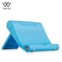 XMXCZKJ мобильного телефона Tablet держатель Универсальный гибкий мини настольная подставка Противоскользящий силиконовый резиновый держатель для телефона аксессуары